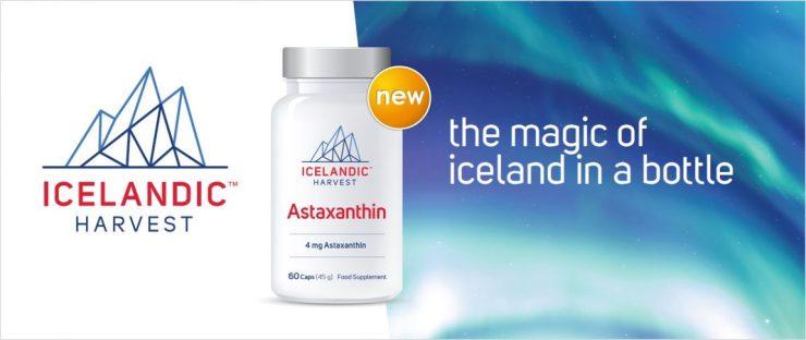 Astaxanthin by Icelandic Harvest