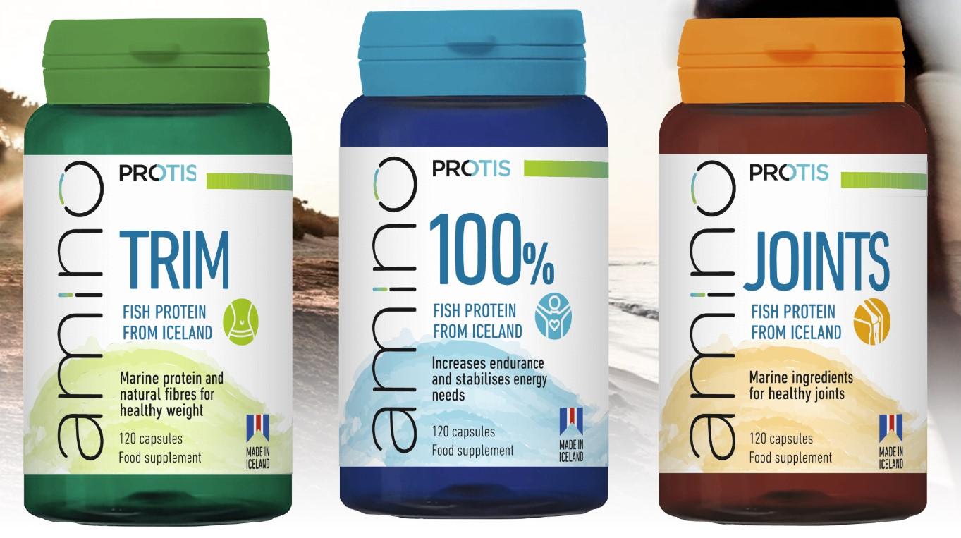 Protís Fish Protein Supplements